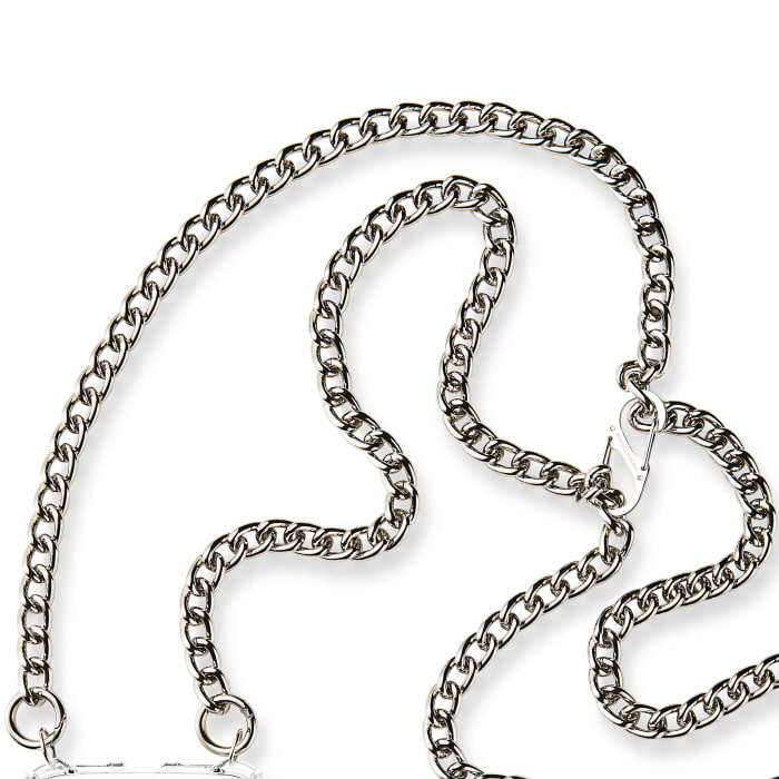 """SILVER TWISTED CHAIN"""