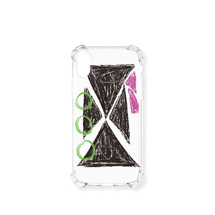 """BLACK"" JELLY CASE"