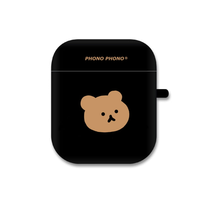 """PHONO BEAR"" airpods case"