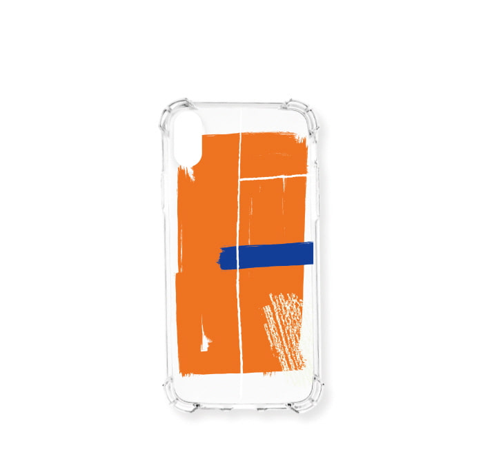 """ORANGE"" JELLY CASE"