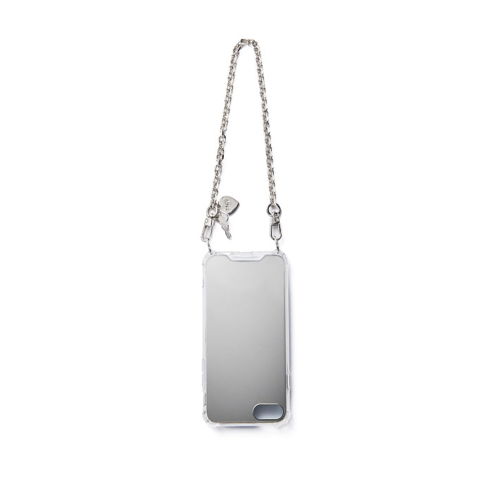 """486"" SILVER CHAIN CASE ver.Short"