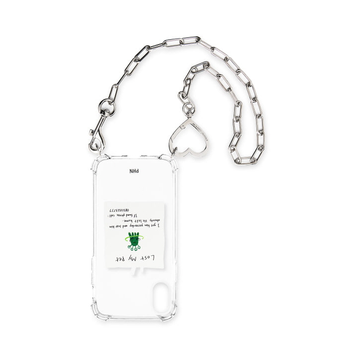 """LOVE"" CHAIN BAG"