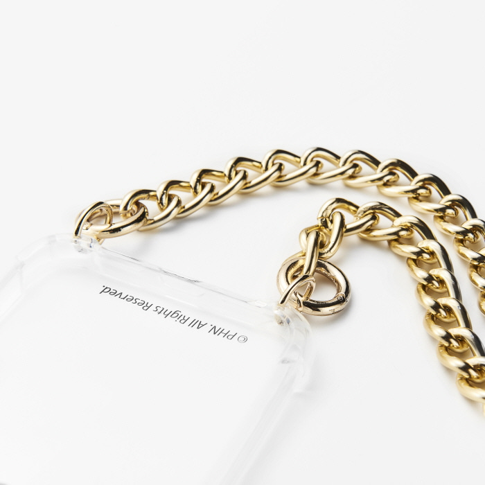 """GOLD TWISTED CHAIN"""