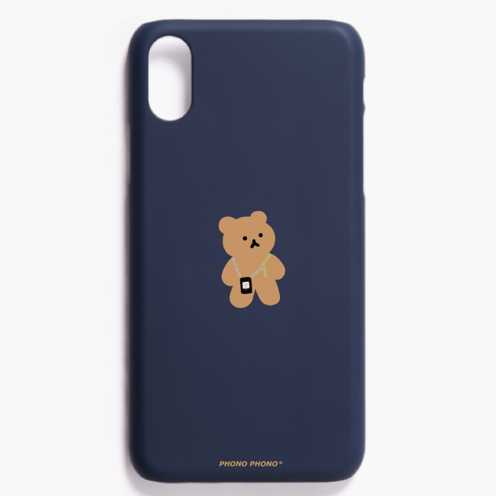 """PHONO BEAR"" hard case #2"