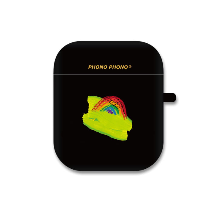 """RAINBOW"" AIRPODS CASE"