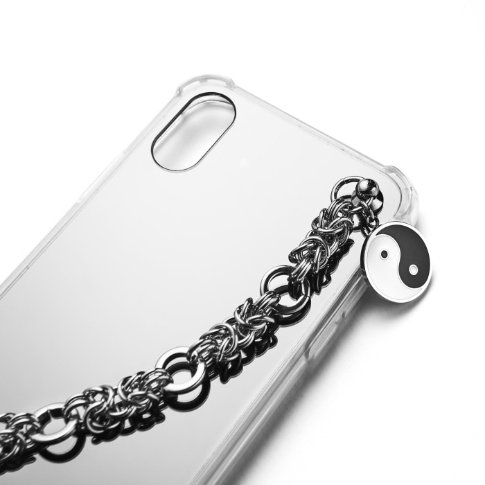 """YIN YANG"" CHAIN GRIP CASE"
